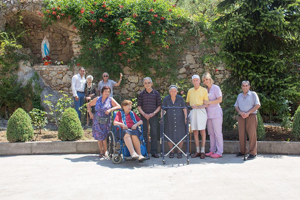 Villa Algisa vita di comunità
