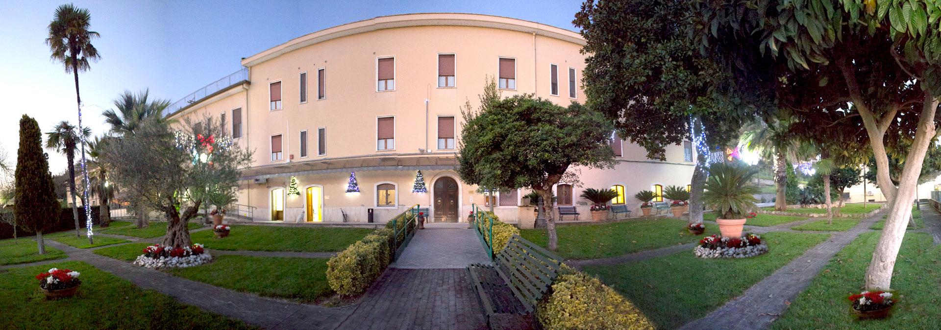Villa algisa casa di riposo frosinone villa algisa for Piani di progettazione di case di riposo