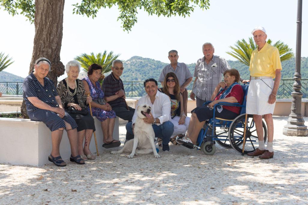 Villa Algisa - Una grande famiglia